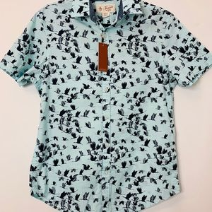 Men shirt (teen size: small)